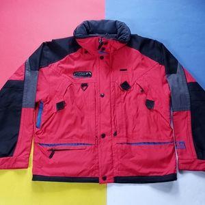 Vintage Modius Jasper Edition Color Block Ski Jack
